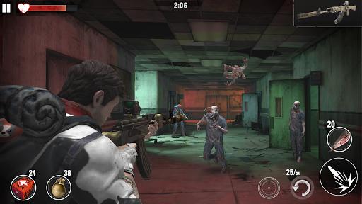 ZOMBIE HUNTER: Offline Games  screenshots 23