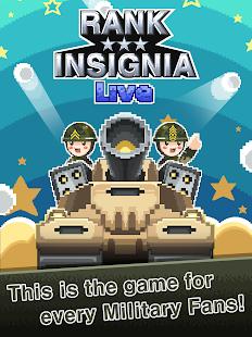 Rank Insignia Live