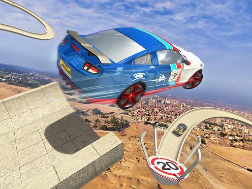 Impossible GT Car Racing Stunts 2021 Apkfinish screenshots 16