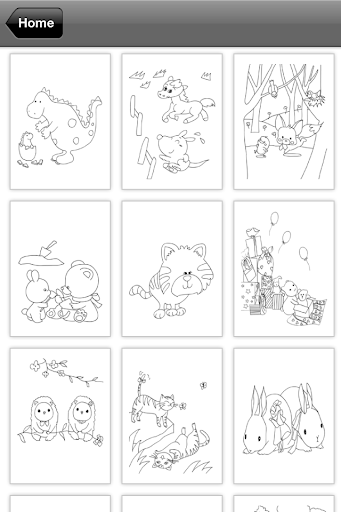 Coloring Book for Kids: Animal apkmr screenshots 5