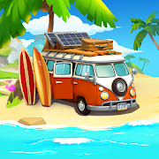 Funky Bay – Farm & Adventure game MOD APK 35.972.0 (Free Purchases)