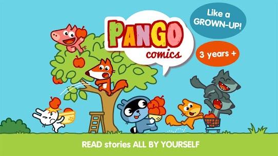 Pango Comics  cartoon for kids Apk Download 1