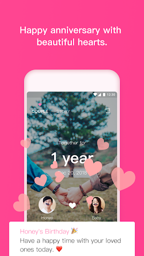 THE COUPLE (Days in Love) v2.4.2 Screenshots 5