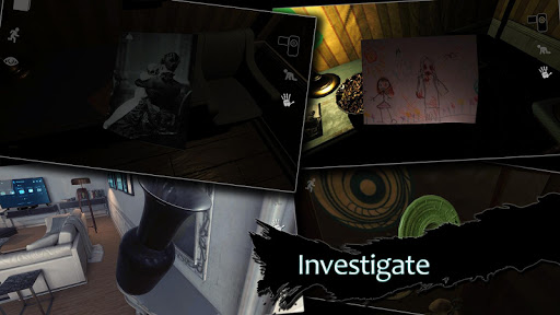 Reporter 2 - 3D Creepy & Scary Horror Game  screenshots 4