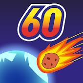 icono Meteoro 60 segundos!
