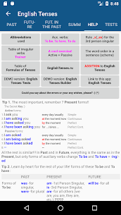 English Tenses Patched MOD APK 2