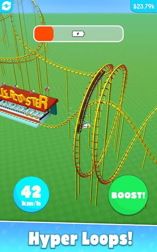 Hyper Roller Coaster 1.5.1 screenshots 9