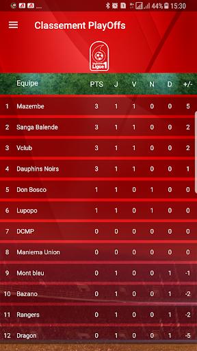 vodacom ligue 1 screenshot 3