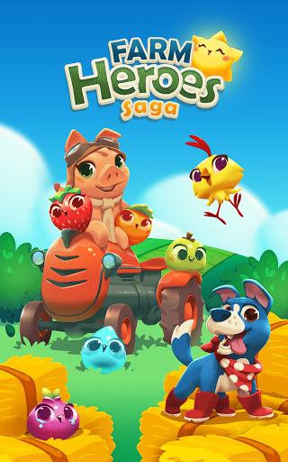 Farm Heroes Saga  screenshots 21