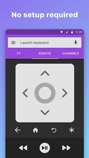 Roku Remote Control: RoByte 2.4.5 Screenshots 1