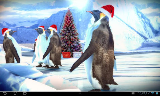 Christmas Edition: Penguins 3D For PC Windows (7, 8, 10, 10X) & Mac Computer Image Number- 12