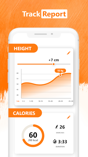 Height Increase after 18 -Yoga Exercise, Be Taller  Screenshots 15