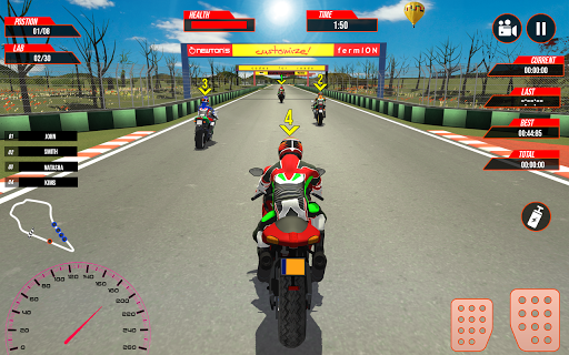 Bike Racing Game Free 1.0.26 screenshots 17
