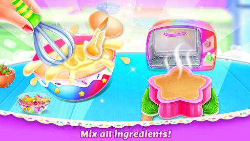 Ice Cream Cake Maker: Dessert Chef  Screenshots 2