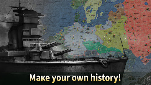 WW2 Sandbox Tactics-turn based strategy war games 1.0.41 screenshots 1