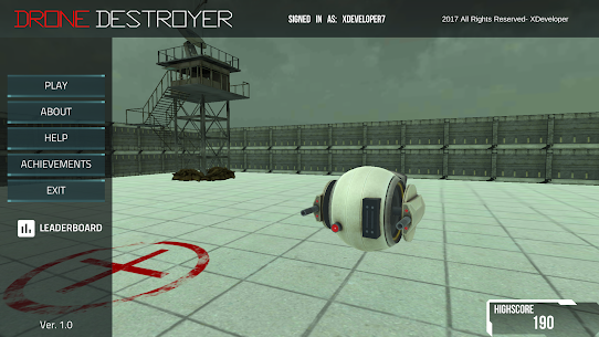 Drone Destroyer FPS Hack for iOS and Android 1