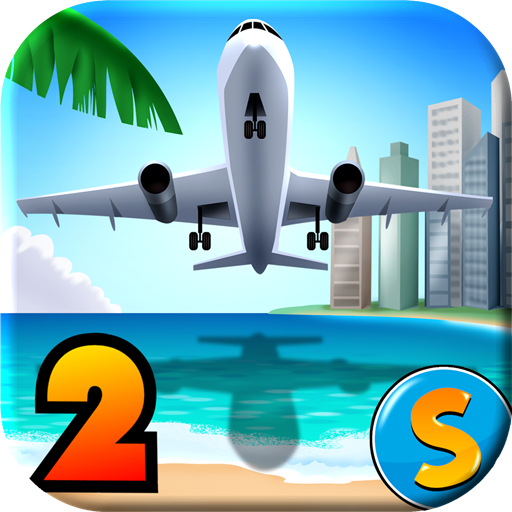 City Island: Airport 2 For PC Windows (7, 8, 10 and 10x) & Mac Computer