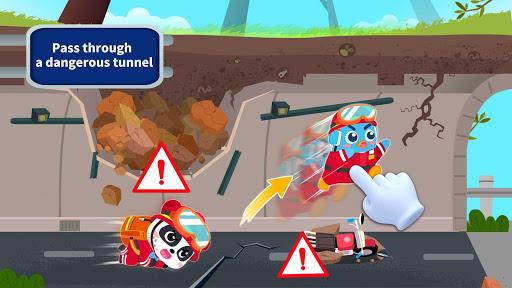 Little Panda's Earthquake Rescue  Screenshots 8