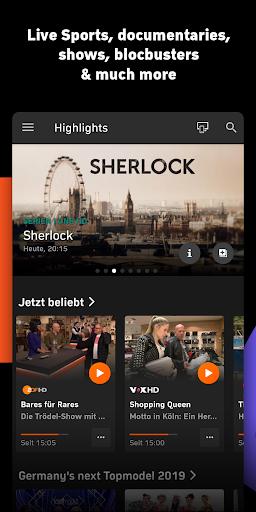 Zattoo - TV Streaming App apktram screenshots 3