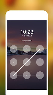pattern lock screen
