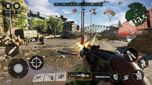 Real Commando Mission Game: Real Gun Shooter Games  screenshots 12
