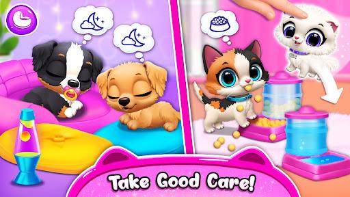 FLOOF - My Pet House - Dog & Cat Games  screenshots 2