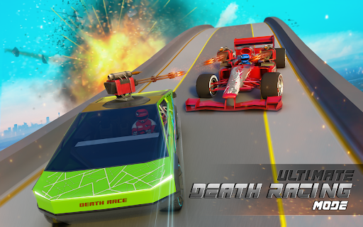 Jet Car Stunts Racing Car Game 3.6 screenshots 17