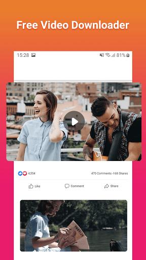 Video Downloader for Instagram, Video Locker 1.2.3 screenshots 1