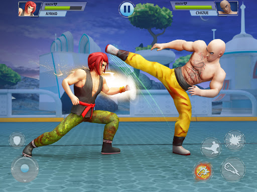 Anime Fighters Final X Battle: Epic Fighting Games 1.0.4 screenshots 9