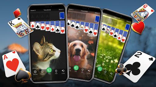 Solitaire - Classic Klondike Card Game apktram screenshots 8