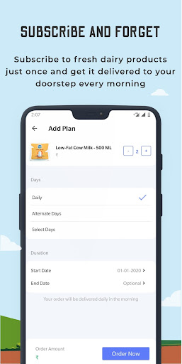 Country Delight - Online Milk Delivery App 4.7.8 screenshots 4