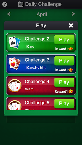 Solitaire: Daily Challenges  screenshots 18