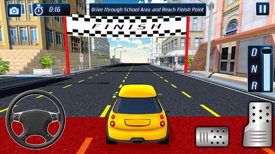 Modern POV Car Driving Games 1.7 Screenshots 3