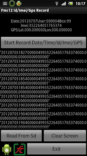 8-FMC12 Date/Time/Imei/Gps For PC Windows (7, 8, 10, 10X) & Mac Computer Image Number- 7