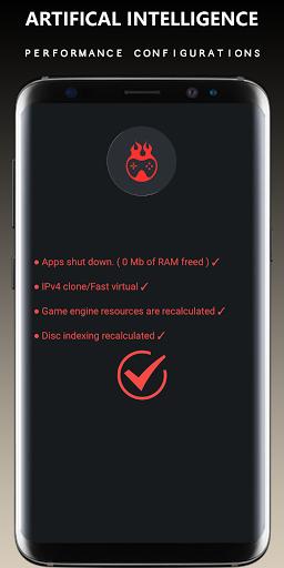 Game Booster Free Fire GFX- Lag Fix 39.0 screenshots 2