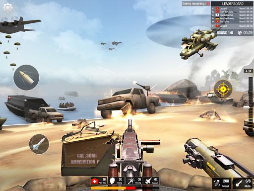 Beach War: Fight For Survival 0.0.4 screenshots 7