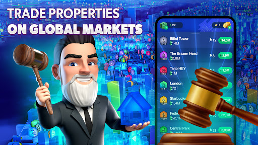 LANDLORD GO Business Simulator Games - Investing Apkfinish screenshots 3
