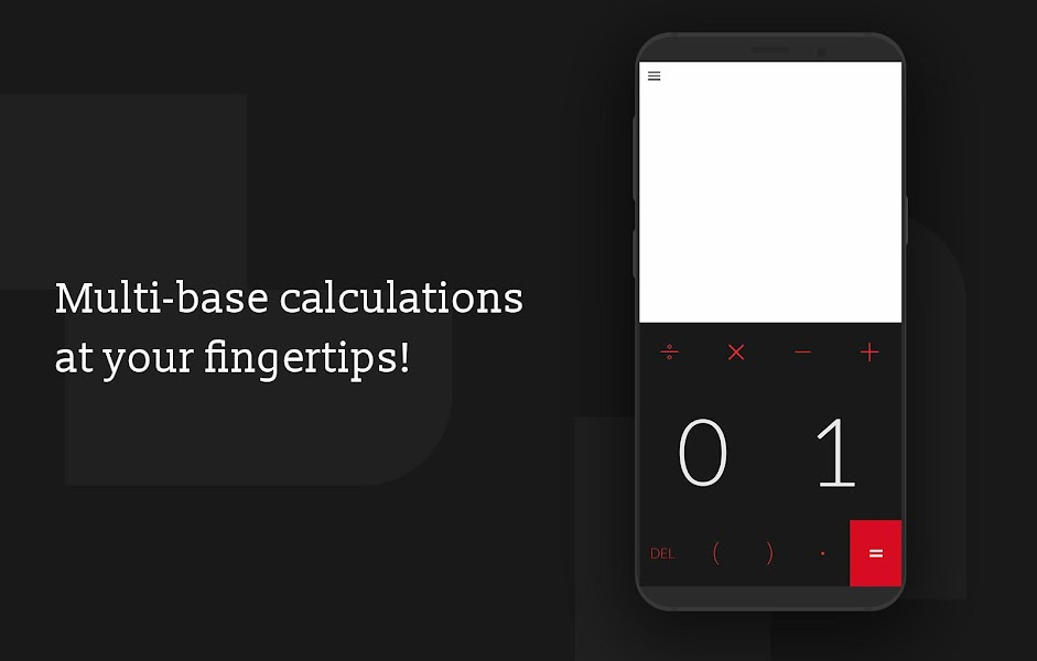Gauge – A multi-base calculator and converter