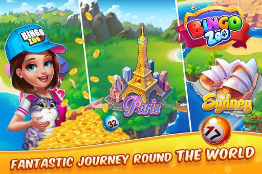 Bingo Zoo-Bingo Games! 1.13.0 screenshots 6