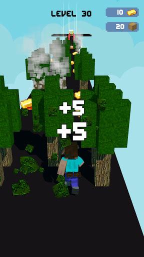 Craft Runner - Miner Rush: Building and Crafting 0.0.7 screenshots 17