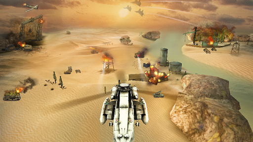 Gunship Strike 3D 1.1.0 screenshots 1