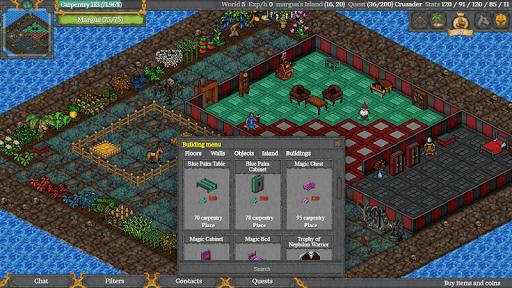 RPG MO - MMORPG 1.9.1 screenshots 18
