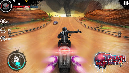 Death Moto 4 1.1.20 screenshots 10
