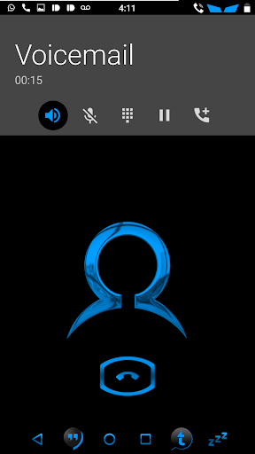 blu xs cm12-13 theme screenshot 2