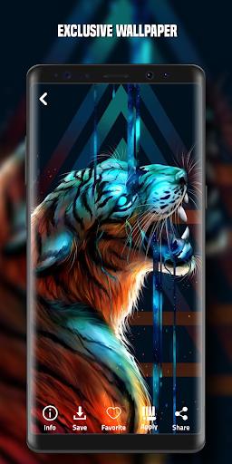 4D Wallpexi screen 2