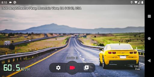Droid Dashcam - Driving video recorder, BlackBox 1.0.74 Screenshots 1