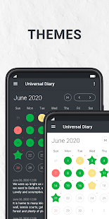 Diary, Journal, Notes - Universum Screenshot
