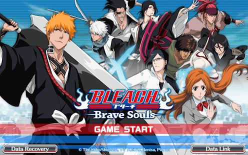 Bleach: Brave Souls Popular Jump TV Anime Game screenshots 8