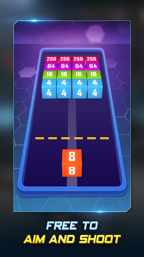 2048 Cube Winner—Aim To Win Diamond APK MOD (Astuce) screenshots 2
