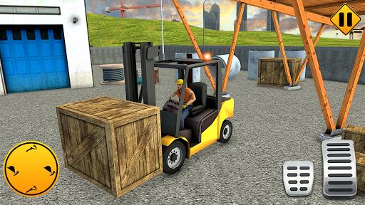 Heavy Machinery Excavator Crane Operator 1.10 screenshots 1
